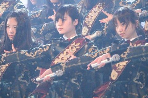 欅坂46のパフォーマンスに想う芸能界の闇