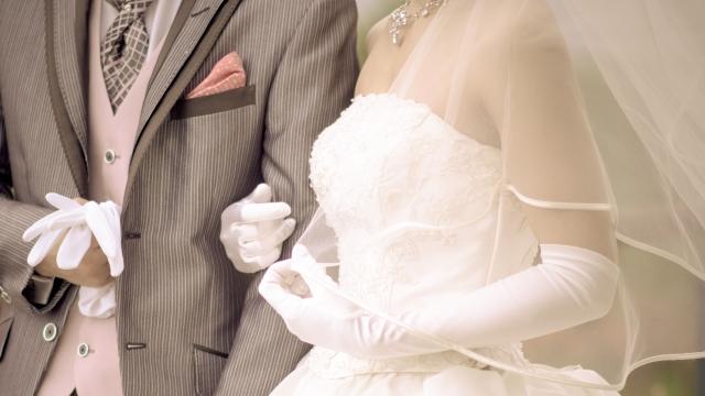 結婚,新藤愛美,結婚式