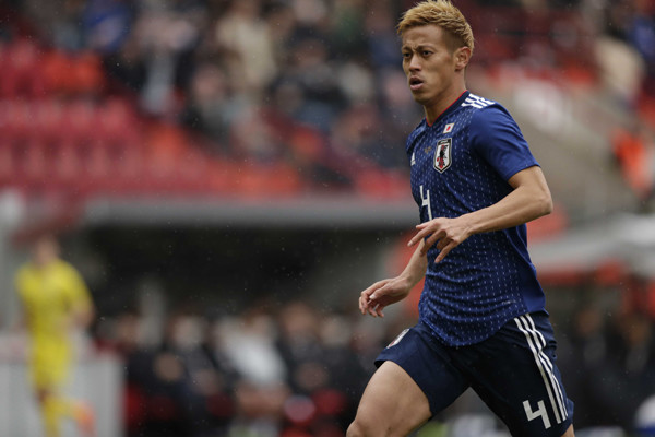 サッカー日本代表 本田圭祐選手の美学に迫る