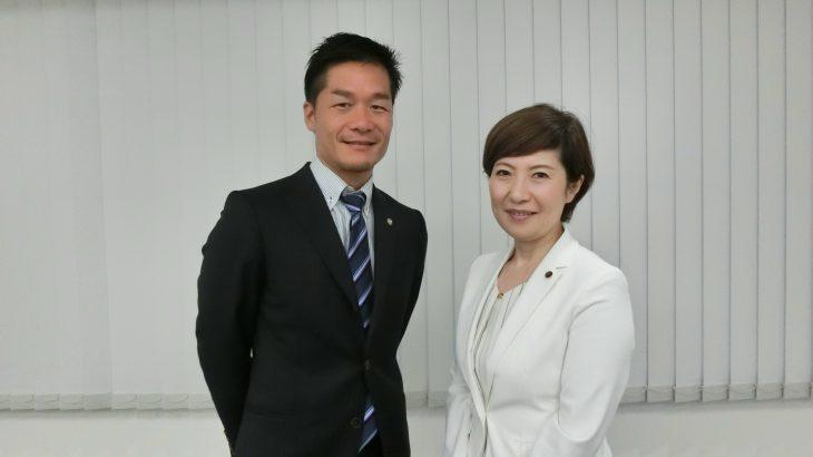 函館市議会議員 出村先生と対談して参りました!