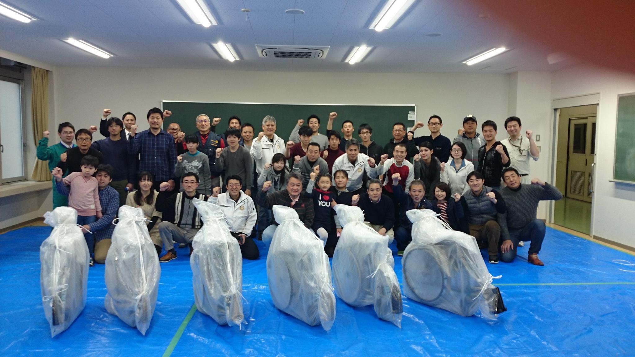 【2017年度 空飛ぶ車いすプロジェクト!始動!!!】