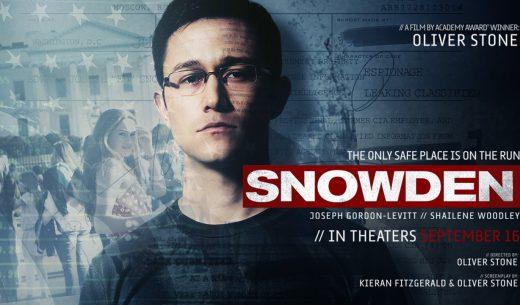 映画『スノーデン』に学ぶ。~大義は手段か?目的か?~