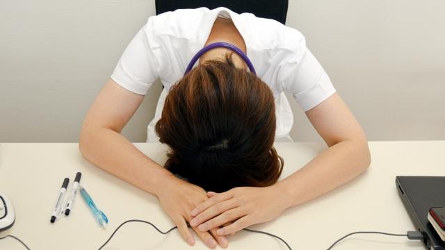 看護師,疲弊,メンタルケア