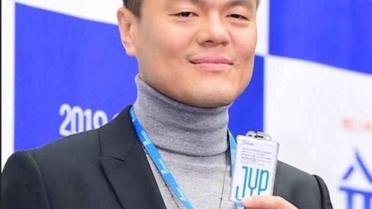 恐るべし名プロデューサーJYPark氏の変化率!!