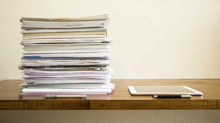 紙,クラウド,人事評価